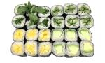 Sushi Menü 15 (vegetarisch)
