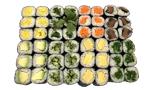 Sushi Menü 17 (vegetarisch)