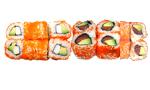 Sushi Menü 6