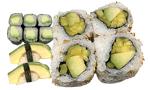 Sushi Menü 8 (vegetarisch)