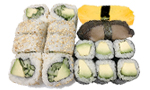 Sushi Menü 9 (vegetarisch)