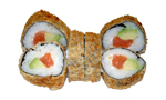 S90. Salmon Age Roll