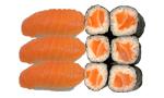 Sushi Set G1 (Lachs)