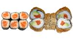 Sushi Set G2 (Lachs)