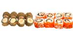 Sushi Set G4 (Lachs)