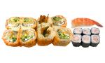 Sushi Set G7 (Großgarnelen)